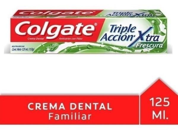 Crema Dental Colgate Triple Acción Extra Frescura 125ml #1