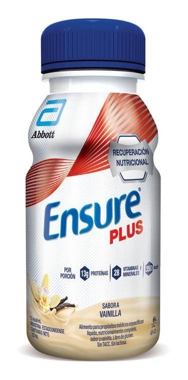 Ensure® Plus Vainilla 237 Ml