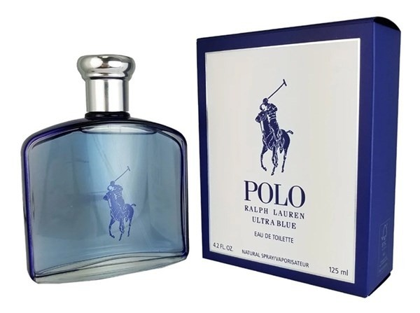 Perfume Importado Ralph Lauren Polo Ultra Blue 125ml