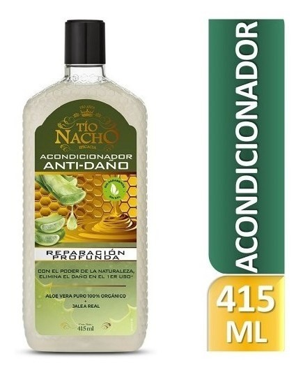 Tio Nacho Acondicionador Aloe Vera 415 Ml