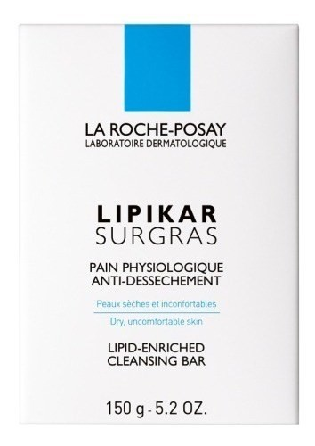 La Roche Posay Lipikar Surgras Jabón Fisiológico 150 G