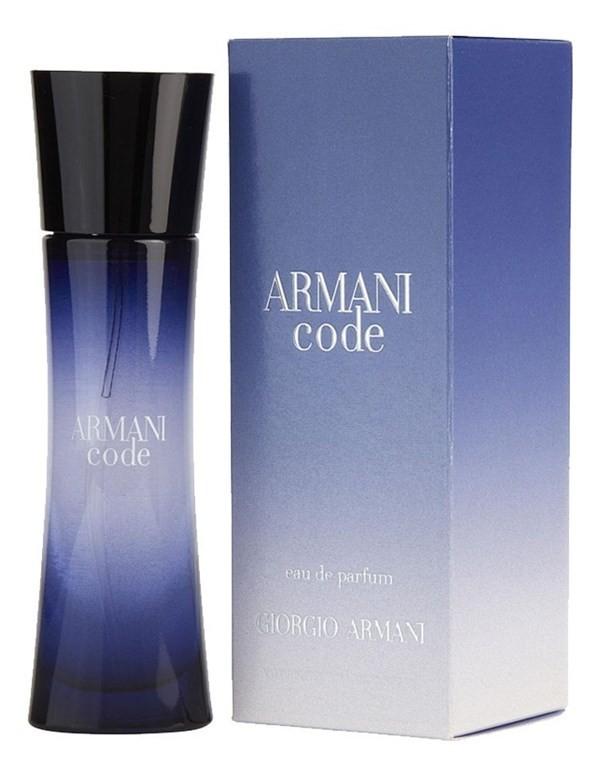 Perfume Mujer Armani Code Woman Edp 30ml