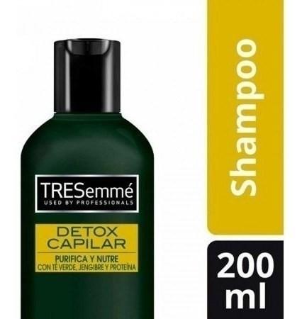 Shampoo Tresemme Detox Capilar 200ml