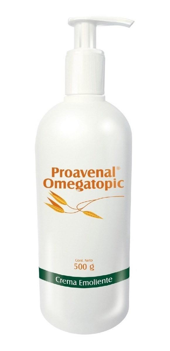 Proavenal Omegatopic Leche Emoliente 500ml Piel Sensible