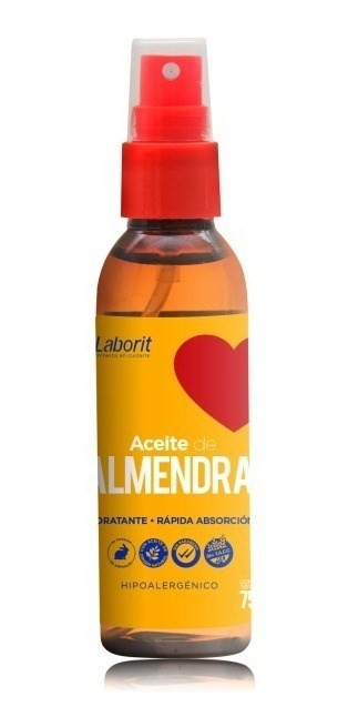 Aceite (almendra) Laborit Spray 75ml
