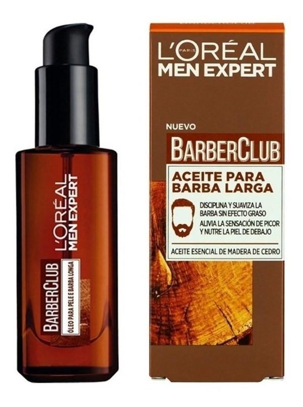 Aceite Men Barber Club Oil