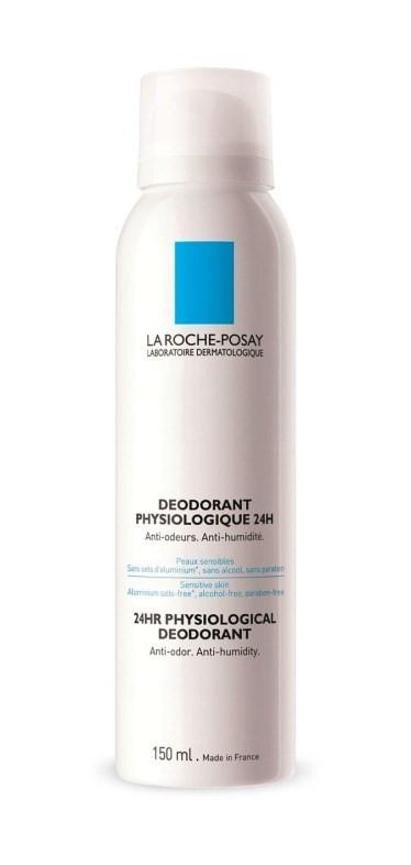 La Roche Posay Desodorante Fisológico 24 Hs 150 Ml