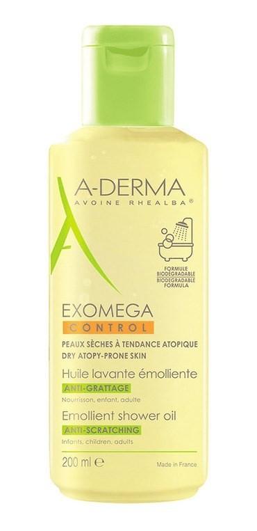 A-derma Exomega Control Aceite X 200ml