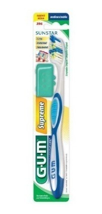Cepillo Dental Gum Supreme 396 Mediano