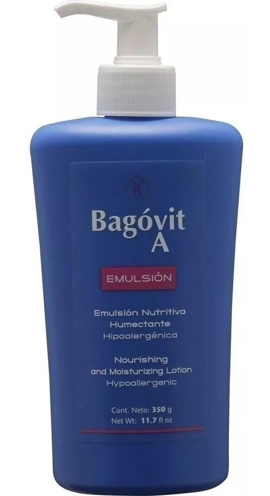 Bagovit A 350 Gr Emulsión