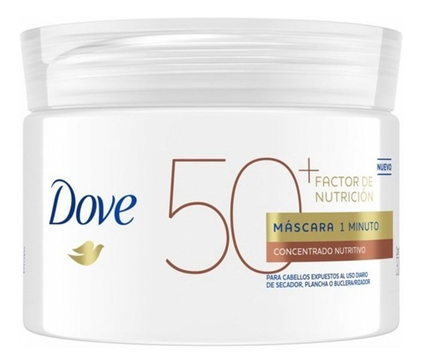 Dove Tratamiento Capilar X300g Factor De Nutricion 50+