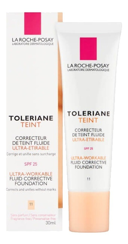 La Roche Posay Toleriane Teint Base Correctora Tono 11 30ml