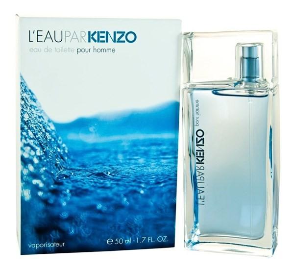 Perfume Leau Par Kenzo Pour Homme Edt X 50ml