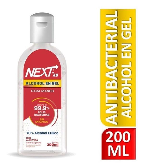 Next Ab Alcohol En Gel 200ml