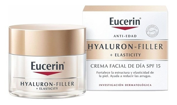 Eucerin Hyaluron Filler Elasticity Anti-edad Día 50ml