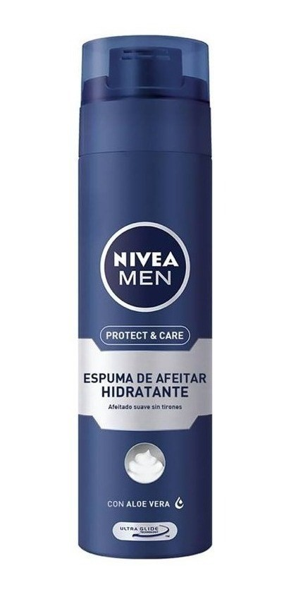 Nivea Espuma De Afeitar For Men Original X 200 Ml