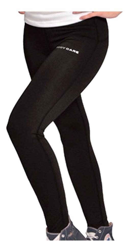Calza Termica Larga Mujer Aerobics Body Care Bc1865