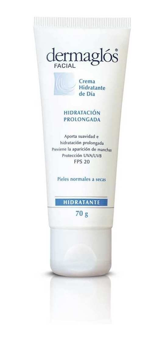 Dermaglós Facial Hidratante Fps20 Crema X 70 Gr