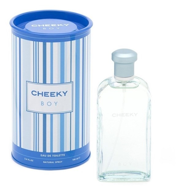 Perfume Para Niños Cheeky Boy Edt 100ml