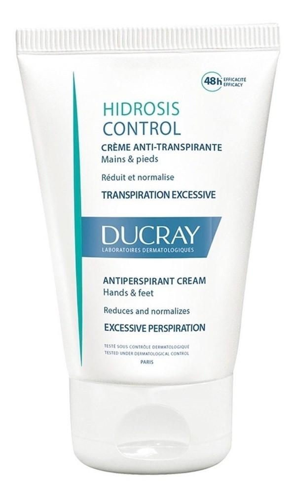 Ducray Hidrosis Control Crema X 50 Ml