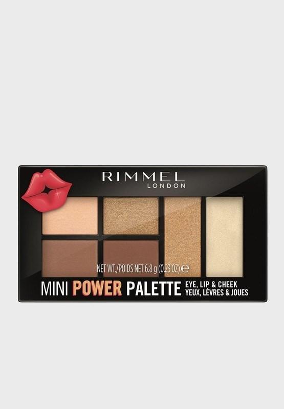 Rimmel Sombra Power Palette 02 6,8g
