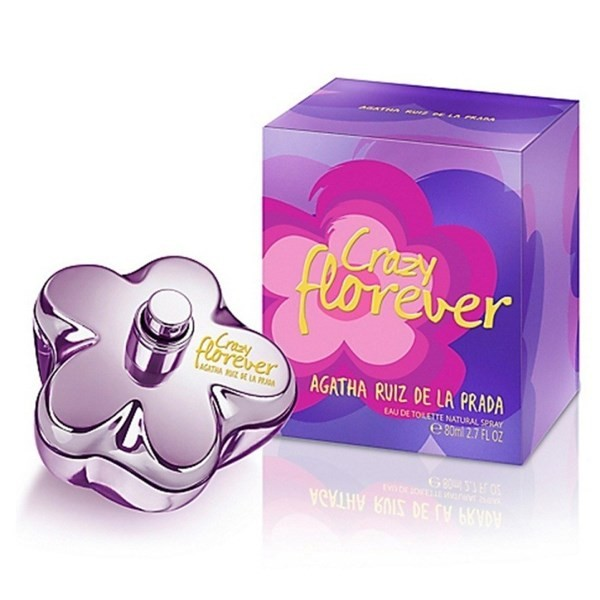 Perfume Crazy Florever Agatha Ruiz De La Prada Edt 80ml