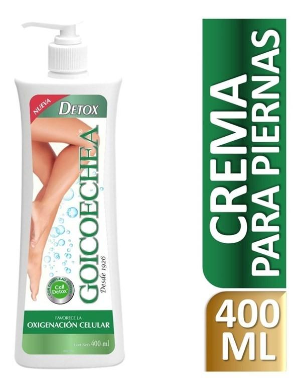 Goicoechea Crema Detox X 400 Ml