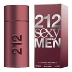 Perfume Hombre Carolina Herrera 212 Sexy Men Edt 100ml #1