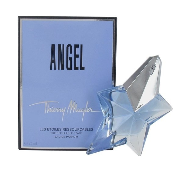 Perfume Angel Mugler Recargable Edp 25ml