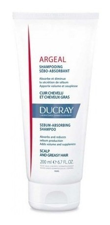 Ducray Ng Argeal Shampoo X 200 Ml