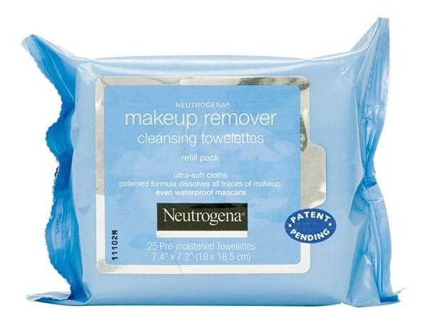 Neutrógena Toallitas Desmaquillantes Make Up Remover X 25 Un