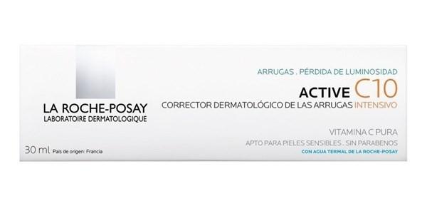 La Roche Posay Active C10 Concentrado Antiarrugas Intensivo