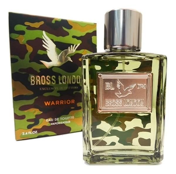 Perfume Hombre Bross London Warrior Edt 100ml