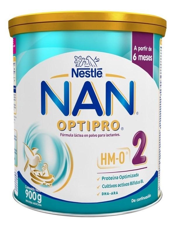 Leche Infantil En Polvo Premium Nan 2 Optipro Hmo