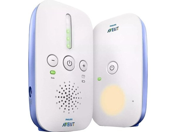 Baby Call Monitor Avent Canal Privado Scd 501