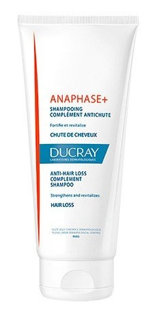 Ducray Anaphase+ Shampoo Complemento Anti-caída X 400 M