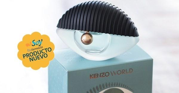 Perfume Mujer Kenzo World Edp 50ml