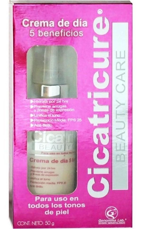 Cicatricure Beauty Care 5 Beneficios X 50 Gramos
