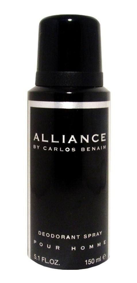 Desodorante Hombre Allliance By Carlos Benaim 150ml
