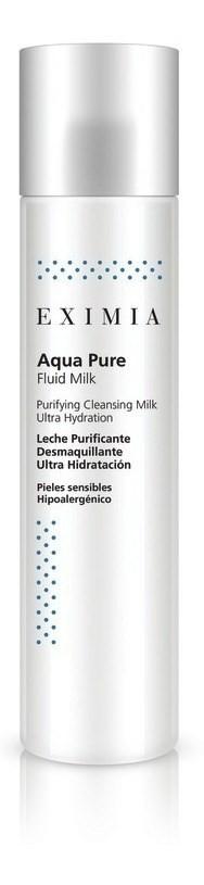 Eximia Aqua Pure Fluid Milk Leche Desmaquillante X 200ml