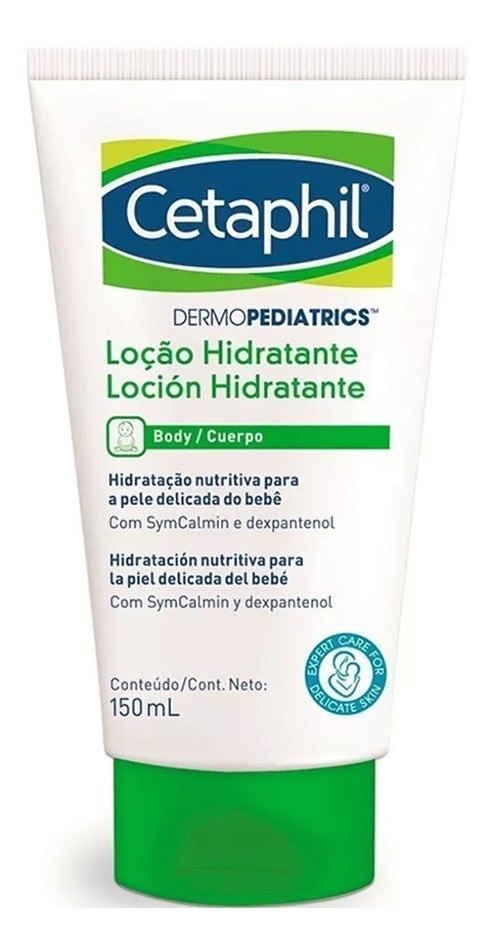 Locion Hidratante Cetaphil Dermopediatrics Bebé 150ml