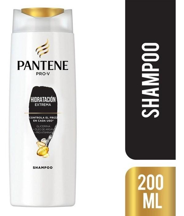Shampoo Pantene Pro-v Hidratación Extrema 200 Ml