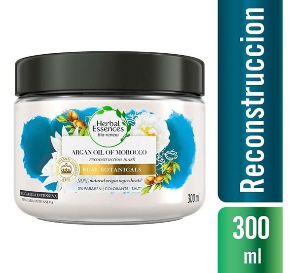 Mascarilla Herbal Essences Oil Of Morocco 300 Ml