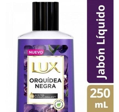 Jabon Líquido Lux Orquidea Negra 250ml