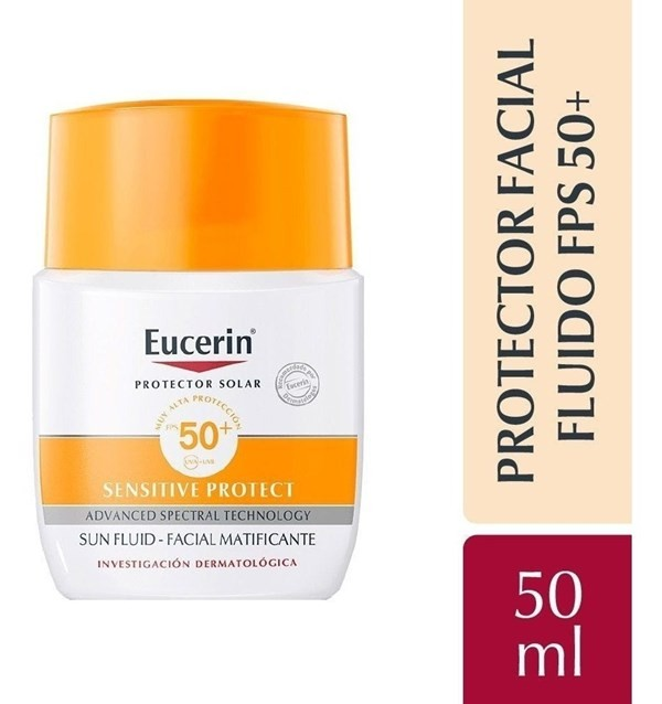 Eucerin Protector Solar X 50ml Facial Fps 50