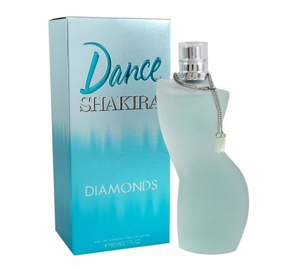 Perfume Mujer Dance Diamonds By Shakira Edt 50ml