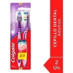 Cepillo Dental Colgate Zig Zag Plus Soft 2 Unidades #1