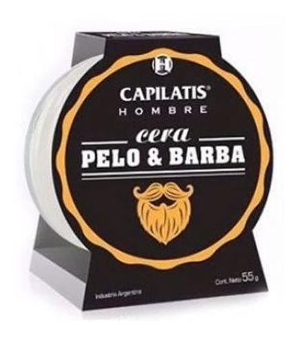 Capilatis Cera Para Pelo Y Barba X 55 Gr