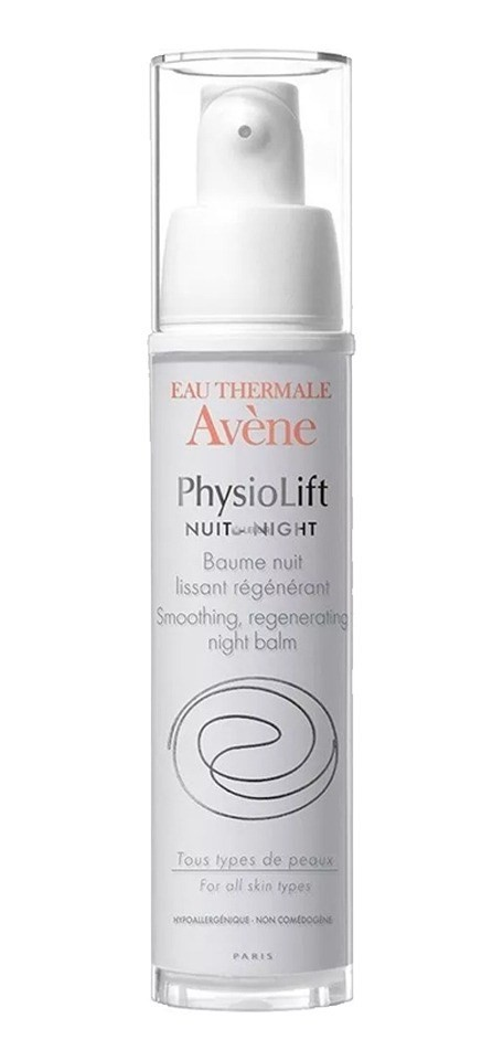 Avene Physiolift Balsamo De Noche Regenerador 30ml