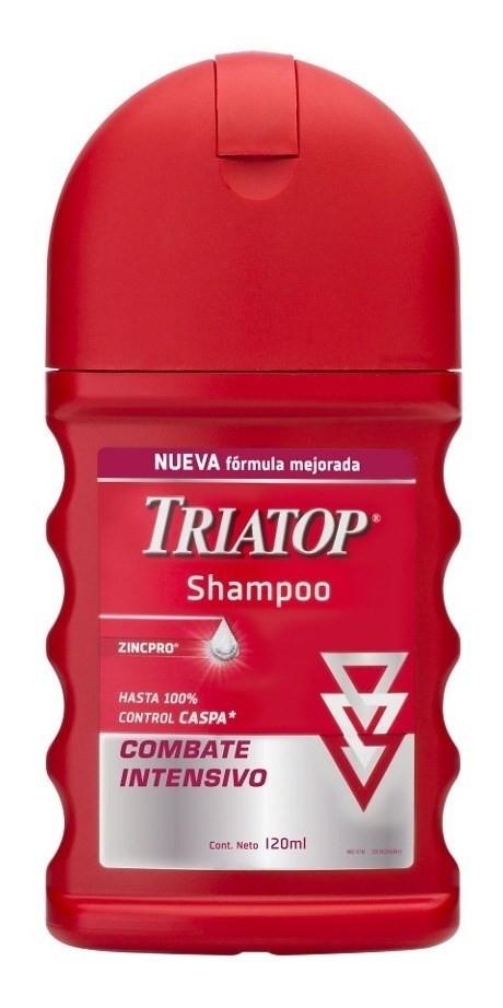 Shampoo Triatop Combate Intensivo 120 Ml